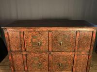 Fabulous Polychromed Tibetan Altar Cabinet (6 of 9)