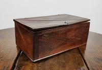 19th Century Folk Art Box