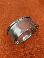 Sterling Silver Hallmarked Napkin Ring - F H Adams & Co 1930