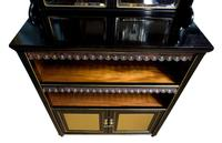Pair of Aesthetic Movement Cabinets c.1880 (7 of 10)