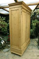 Fabulous & Exceptional Quality! Big Old Pine Double 'Knock Down' Wardrobe (5 of 17)