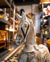 Rocking Horse in Good Condition (6 of 6)