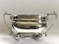 Lovely Harrods Hallmarked Silver Bowl (3 of 7)