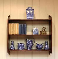 Mahogany Wall Shelves (4 of 10)