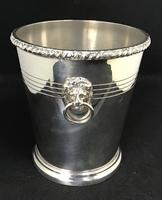 P.H. Vogel & Co Silver Plated Ice / Wine / Champagne Bucket (3 of 5)