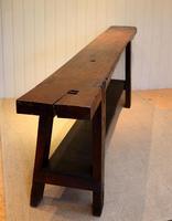 Long Rustic Beech Work Bench (8 of 11)