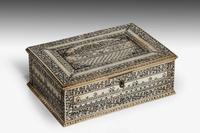 Early 19th Century Vizagapatam Bone Box (5 of 9)