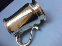 Delightful Solid Silver 1/4 Pint Tankard (3 of 5)