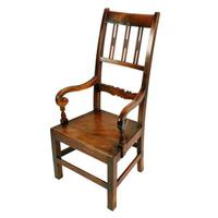 Scottish Birch Country Chair (8 of 8)