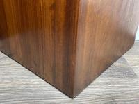 Pair of Mid Century G Plan E Gomme Pyramid Teak Open Corner Bookcases (34 of 38)