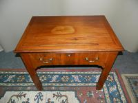Chippendale period mahogany architect's table (3 of 9)