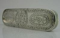 18th Century Sterling Silver Snuff Box Antique c.1780 (5 of 10)