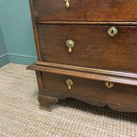 18th Century Country House Antique Chest on Stand (2 of 7)