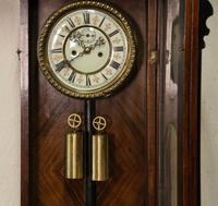 19th Century Vienna Wall Clock (4 of 7)
