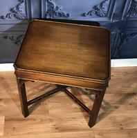 Georgian Style Mahogany Lamp Table (4 of 5)