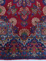 Antique Persian Kerman Rug (7 of 16)