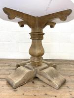 Octagonal Shaped Marble Top Centre Table (8 of 10)