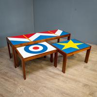 Pop Art Nest of Tables (2 of 6)