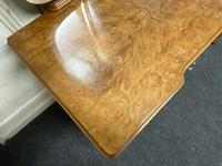 Antique Queen Anne Burr Walnut Dressing Table (2 of 16)