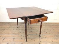 Victorian Oak Pembroke Table (2 of 9)