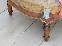 Pair of French Tub Armchairs for re-upholstery (5 of 9)