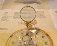 Victorian Pocket Watch Chain Monocle Magnifying Fob 1880s 12ct Rose Gold Filled (8 of 11)
