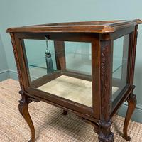 High Quality Victorian Antique Vitrine Display Cabinet (2 of 6)