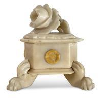 Alabaster Trinket Box (2 of 7)