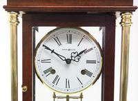Howard Miller Signature Series Mantel Clock visible pendulum 4 Glass Mantle Clock (6 of 12)