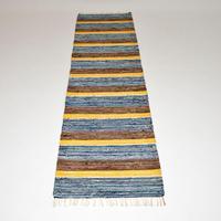 1960's Vintage Scandinavian Wool Rug (3 of 12)