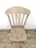 Four 19th Century Farmhouse Kitchen Chairs (7 of 12)