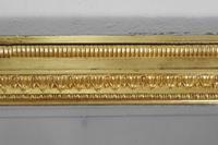 19th Century English Gilt Overmantle Mirror (7 of 11)