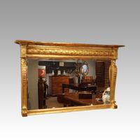 Regency Gilt Egyptian Revival Mirror (2 of 8)