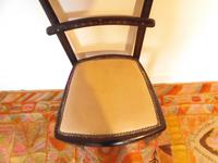 Ebonised Victorian Chair (2 of 10)