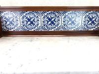 Antique Washstand with Tiled Back (5 of 10)
