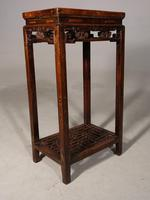 Attractive Early 20th Century Elm Occasional Table (2 of 5)