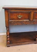 Quality Oak Sideboard Dresser Base (2 of 11)