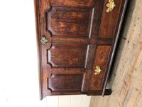 18th Century Welsh Oak Coffer with Panel Front (12 of 19)