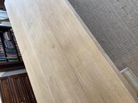 Large Wide Oak Refectory Table (6 of 13)