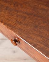 19th Century Mahogany Side Table (7 of 7)