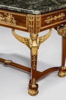 A French 19th Century Mahogany Centre Table (3 of 8)