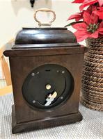Outstanding-Quality English Bracket Clock by F.W. Elliott, Signed by Royal Retailer Garrard & Co Ltd. (4 of 6)