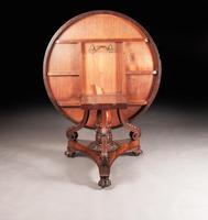 Fine Regency Period Mahogany Centre Table (9 of 13)