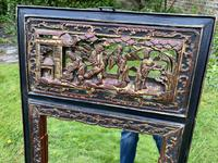 Carved Chinese Mirror (2 of 5)