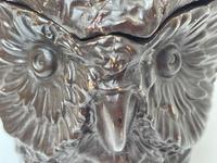 Black Forest Eichwald Earthenware Owl Tobacco Jar (14 of 24)