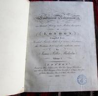 1802   Londinium Redivivum by James Peller Malcom, Complete in 4 Volumes, 1st Edition Set (2 of 5)