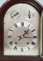 German Mahogany Ting Tang Striking Bracket Clock by W&H, 1890 (2 of 8)