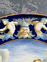 Italian Faience Urbino Style Charger (32 of 32)