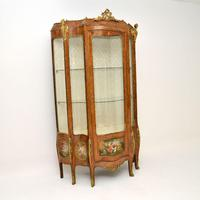 French Ormolu Mounted Display Cabinet (2 of 12)