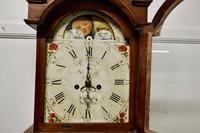George III Country Oak Longcase Clock by John Edwards of Norwich (10 of 13)